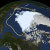 Arctic Sea Ice Reaches Lowest Extent For The Year And The Satellite Record
