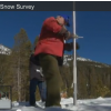 "First Mountain Snowpack Survey for 2013 Reveals ""Well Above Average"" Water Content"