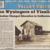 Valley Voice Newspaper Coming Back
