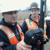 Survey Work For Bullet Train Underway In Kings County