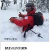 Sierra Gets Welcome Snow