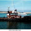 Historic Tugboat Will Go Display In Morro Bay