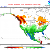 California Whipsawed By Weather Prospects