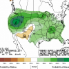 Cold Storms May 15-24 Could Help Middle California