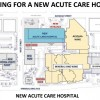 Kaweah Delta Lays Out Footprint, Schedule For New Downtown Visalia Hospital