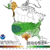 Early February Looks Wet For Most of State