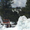 WICKED WINTER DELAYS OPENING OF SIERRA PASSES
