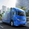 Electric Truck Unveiled