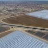 Largest Solar Energy Project at Kern County's Belridge Oilfield