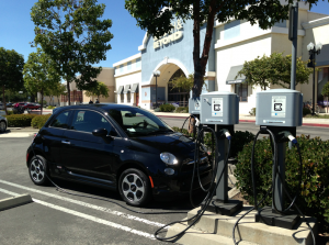 Getting charged up in SLO