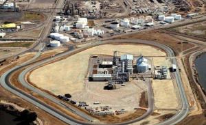 Stockton plant
