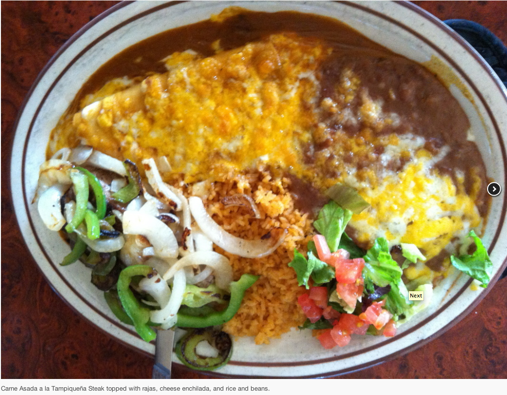 New Mexican Food Slo